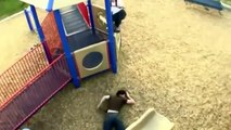 TOP 25 BEST Parkour FAILS of 2016- CRAZY Freerunning Fail Compilation - YouTube
