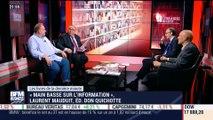 Les livres de la dernière minute: Laurent Maudiut, Dominique Reynié et Anne-Caroline Paucot - 04/11