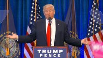 Donald Trump using social media to push voters his way