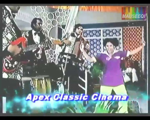 Nacho Re Dhin Taak - Film Jawani Deewani - Nahid Akhtar DvD Film Hits Vol. 1 Title_15