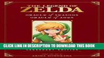 Best Seller The Legend of Zelda: Legendary Edition, Vol. 2: Oracle of Seasons and Oracle of Ages