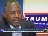 Dr. Ben Carson rallies in Valley for Donald Trump