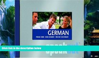 Big Deals  German Speakout  Full Ebooks Most Wanted