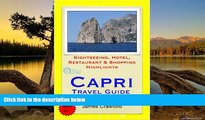 Must Have PDF  Capri, Italy Travel Guide - Sightseeing, Hotel, Restaurant   Shopping Highlights