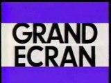 Jingle Grand ecran M6 - 1991