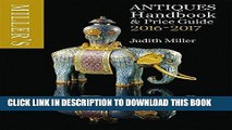 Best Seller Miller s Antiques Handbook   Price Miller s Antiques 2016-2017 (Miller s Antiques