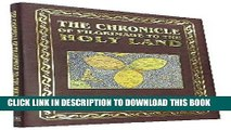 Best Seller Chronicle of Pilgrimage to Israel and the Holy Land - Holy Land Experience - Holy Land