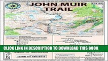 Ebook John Muir Trail Map-Pack: Shaded Relief Topo Maps (Tom Harrison Maps) Free Read