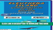 Best Seller Eleuthera Island Bahamas Dive   Adventure Map Franko Maps Free Read