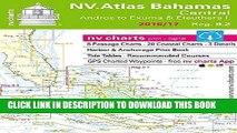 Ebook Maptech Chartkit: CENTRAL BAHAMAS, Andros to Exumas   Eleuthera Island, Bahamas Region 9.2,