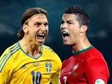 Cristiano Ronaldo Vs Zlatan Ibrahimovic - TOP 10 GOALS - Battle For Incredible Goals Ever   [Công Tánh Football]