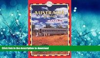 FAVORIT BOOK Australia by Rail, 4th: Includes city guides to Sydney, Melbourne, Brisbane,
