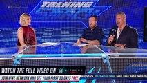 Shane McMahon reveals who will face AJ Styles at WWE TLC: WWE Talking Smack, Nov. 1, 2016