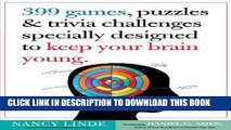 [PDF] 399 Games, Puzzles   Trivia Challenges Specially Designed to Keep Your Brain Young. Full