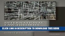 [New] Ebook International Law Theories Free Read
