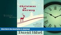 READ BOOK  Christmas in Norway: How the Norwegians Celebrate Jul  BOOK ONLINE