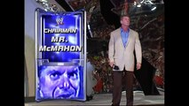 Mr. McMahon Introduces Stephanie McMahon As The New General Manager Of SmackDown 07.18.2002