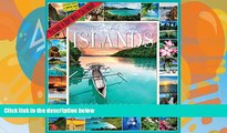 Big Deals  365 Days of Islands Picture-A-Day Wall Calendar 2017  Best Seller Books Most Wanted
