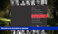 Read book  80: From Ben Bradlee to Lena Horne to Carl Reiner, Our Most Famous Eighty Year Olds,