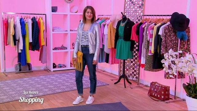 La tenue idéale par Cristina Cordula : tendance avec une veste