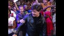 Stephanie McMahon Confronts Eric Bischoff SmackDown 08.01.2002