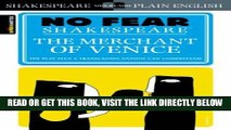 [EBOOK] DOWNLOAD The Merchant of Venice (SparkNotes No Fear Shakespeare) GET NOW