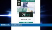 FAVORITE BOOK  Bisk CPA Review: Auditing   Attestation (CPA Comprehensive Exam Review. Auditing