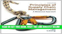 [PDF] Principles of Supply Chain Management: A Balanced Approach (with Premium Web Site Printed