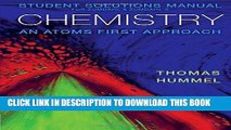 [PDF] Student Solutions Manual for Zumdahl/Zumdahl s Chemistry: An Atoms First Approach Popular