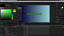 9 After Effects Text Animation - Other Animators