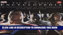 Best Seller The DC Comics Encyclopedia: The Definitive Guide to the Characters of the DC Universe