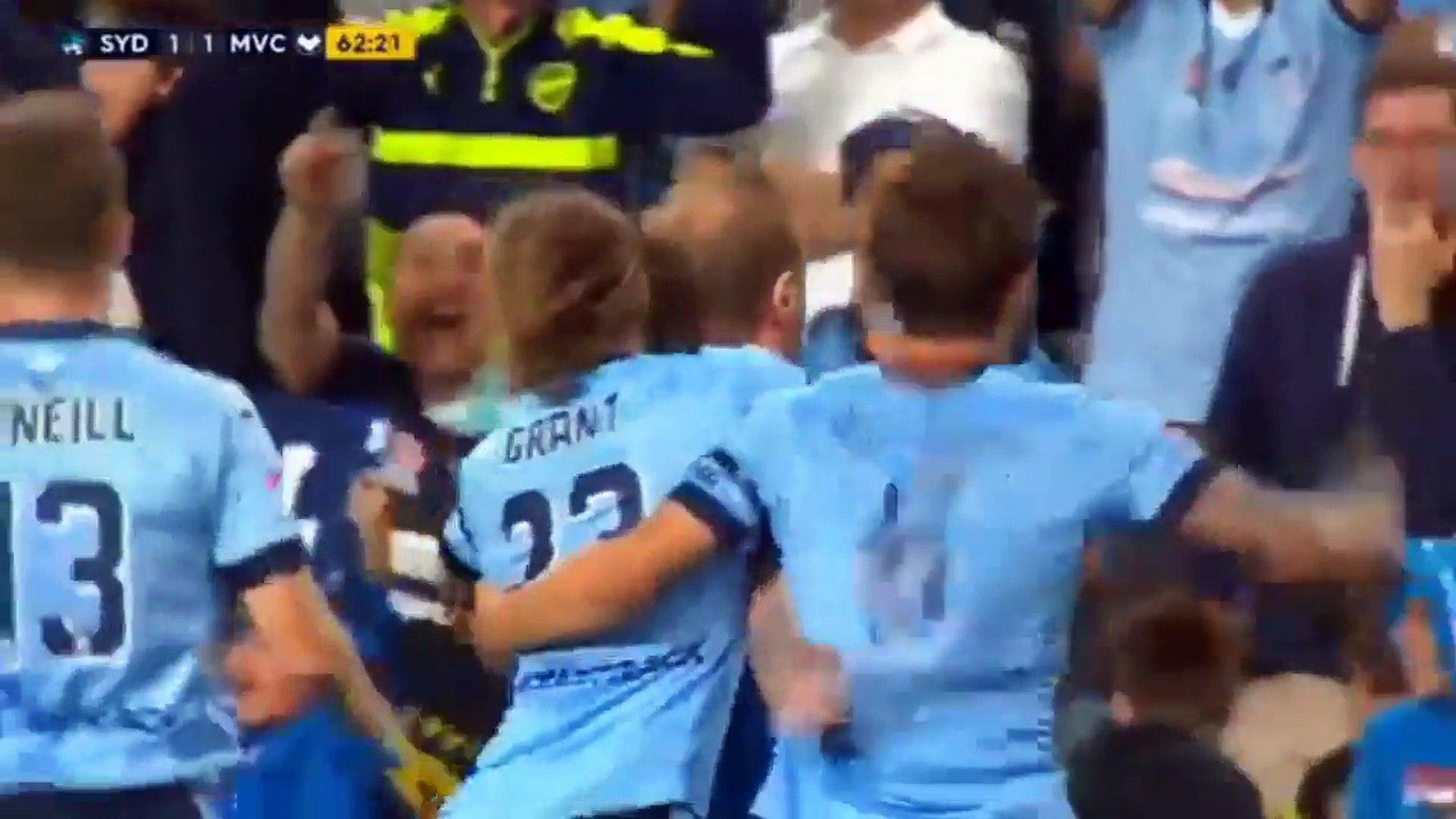 David Carney Goal ● Sydney FC 2_1 Melbourne Victory ● Australian A-League 05_11_2016