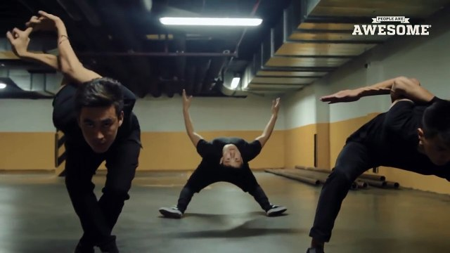 MUTANTS OF DANCE - Amazing Flexible Dancers & Contortionists   PEOPLE ARE AWESOME