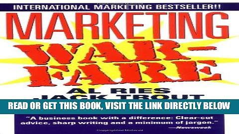[EBOOK] DOWNLOAD Marketing Warfare PDF