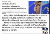 Ciolos primeste indemnizatie de la Comisia Europeana fiind prim-ministru in Romania!