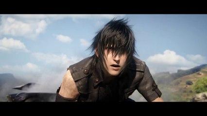 Cuplikan Final Fantasy XV Omen