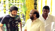 Pawan Kalyan and Trivikram Srinivas New Movie Launch