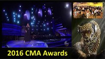 Garth Brooks & Trisha Yearwood Medley Performance at CMA Awards 2016