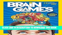Best Seller National Geographic Kids Brain Games: The Mind-Blowing Science of Your Amazing Brain