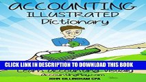 Best Seller Accounting Illustrated Dictionary: Learn Accounting Visually (Accounting Play Book 1)