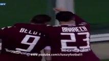 Torino FC vs Cagliari Calcio 1-0 Goal Andrea Belotti Italy Serie A - 05.11.2016 -
