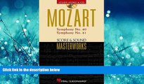 READ book  Mozart - Symphony No. 40 in G Minor/Symphony No. 41 in C Major: Score   Sound