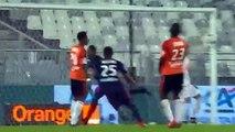 Francois Kamano Goal - Bordeaux 1-0 Lorient 05.11.2016