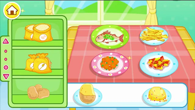 Healthy Eater Baby Panda Kids Games – Healthy Food for Kids – Learning to eat healthy