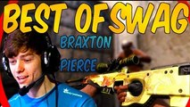 """BEST OF SWAG """"BRAX"""" [INSANE PLAYS, VAC SHOTS, FUNNY MOMENTS & MORE] #CSGO"""