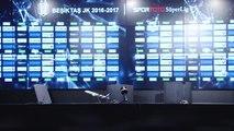 Beşiktaş - Trabzonspor Maçının Ardından - Beşiktaş Teknik Direktörü Şenol Güneş (2)