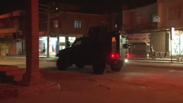 Polis Kontrol Noktası Yakınlarına Eyp ve Ses Bombası Atıldı