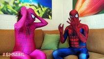 Pink Spidergirl Bride Wedding Dress Spiderman Pink Spidergirl Bride - Supehero Real Life