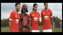 A samurai in Manchester United! | ¡Un samurái en Manchester United!