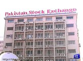 Increase of 1,969 points recorded in Pakistan Stock Exchange this past week .